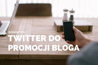 Twitter promocja bloga