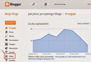 jak zainstalować gadżet na blogspocie