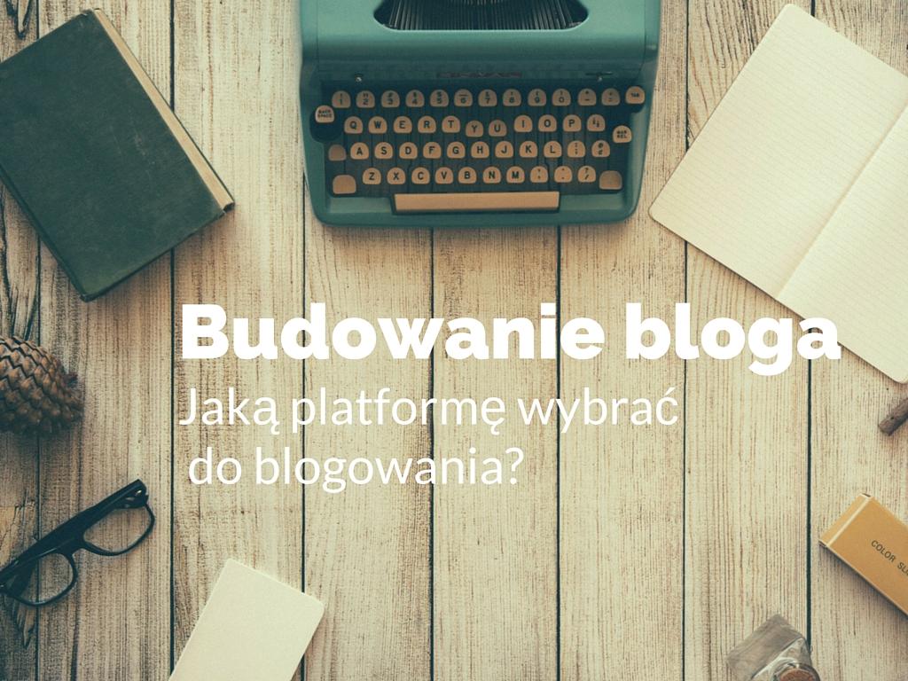 gdzie założyć bloga za darmo