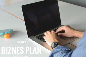 biznes plan dla bloga