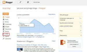 Jak dodać fanpage na bloga na Bloggerze?