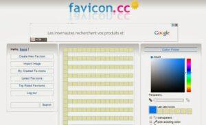 favicon online