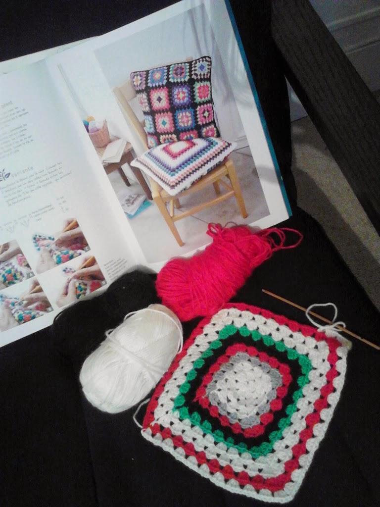 Jak promować bloga?, crochet