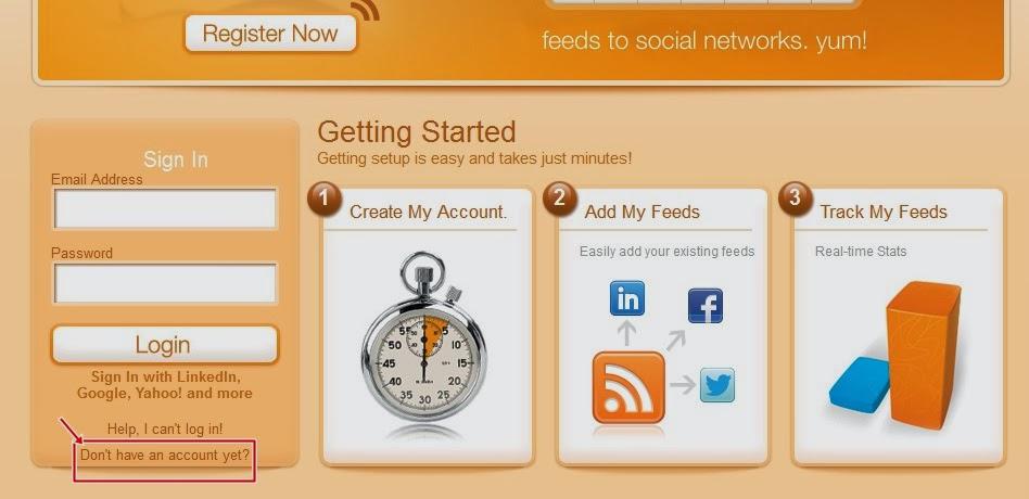 zarządzanie czasem w blogowaniu, organizacja czasu blog Twitterfeed