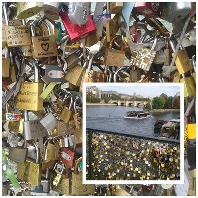 Jak promować bloga?, Paryz most zakochanych
