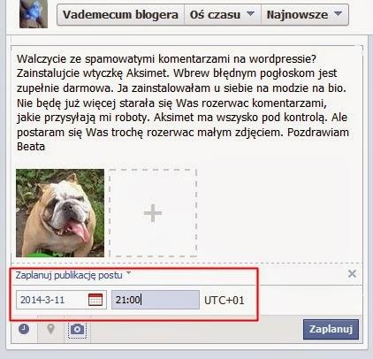 Serduszko na fb, czyli jak dodać ikonkę Lubię to z Facebooka pod każdym postem