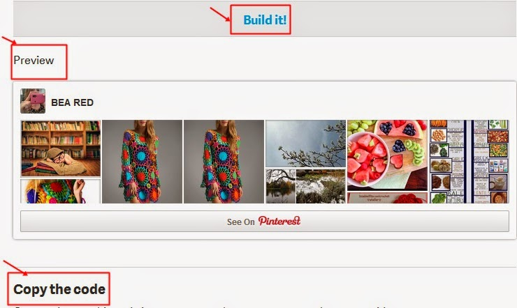 Pinterest. Jak dodać gadget z najnowszymi pinami na bloga?