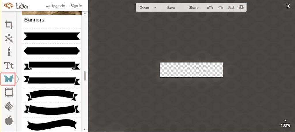grafika na bloga blogspot, jak dodać zakładki na blogspot