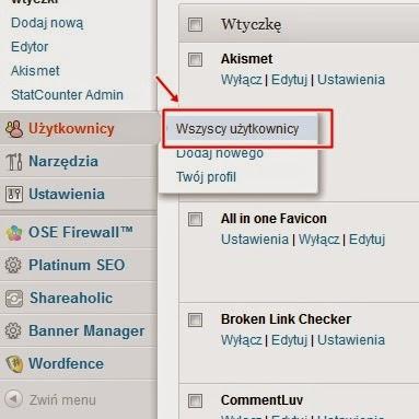 Jak dbać o bezpieczenstwo bloga? Wtyczki zapewniające bezpieczeństwo bloga na wordpressie.