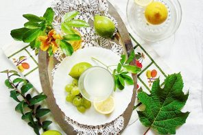 Dlaczego zaczynam swój dzień od picia wody z cytryną. LINKOWE PARTY.