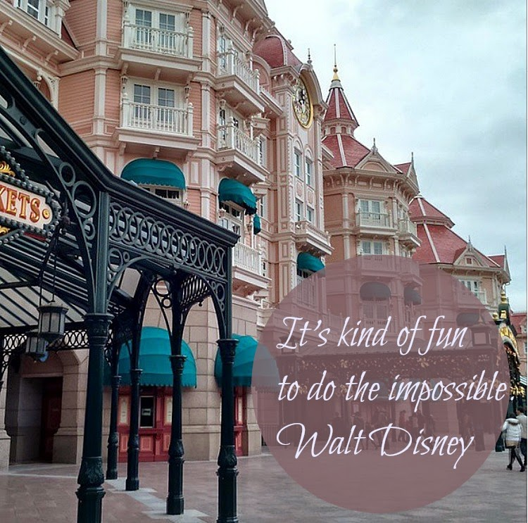 motywujące cytaty , cytaty o sukcesie w biznesie, Disneyland Resort Paris