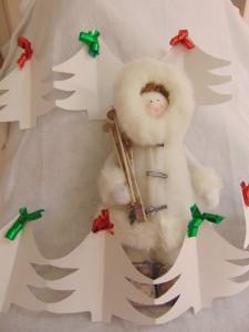 christmas decoration GWIAZDKA 4