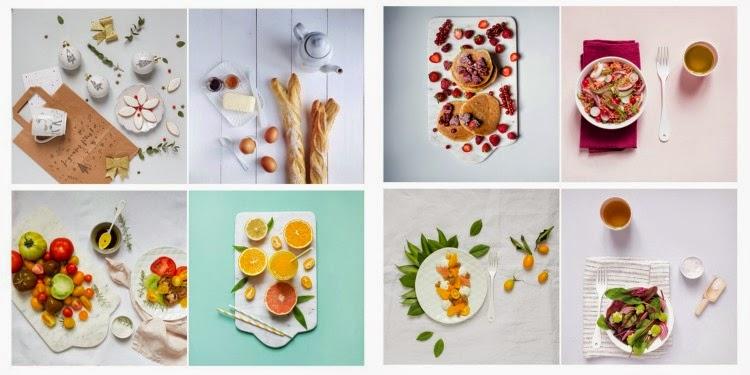 fotografia kulinarna jak zrobić ładne zdjęcie jedzenia Carnets parisiens