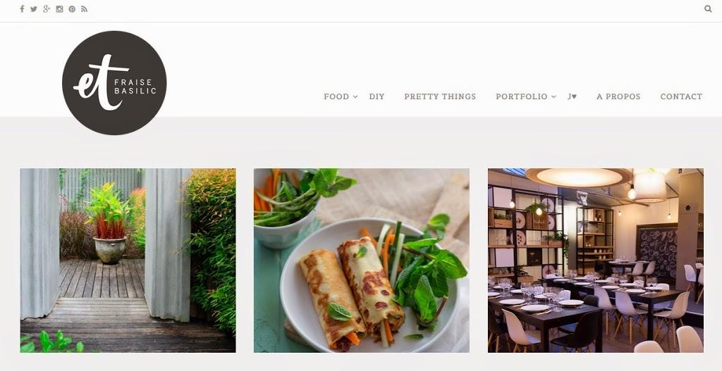 fotografia kulinarna jak zrobić ładne zdjęcie jedzenia Fotki z bloga Fraise et basilic
