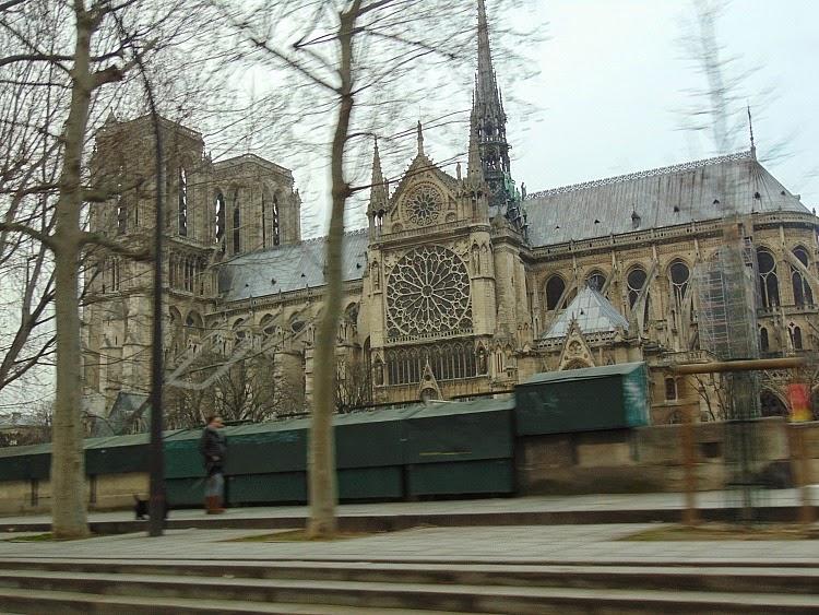 co warto zobaczyć w paryżu Katedra Notre Dame
