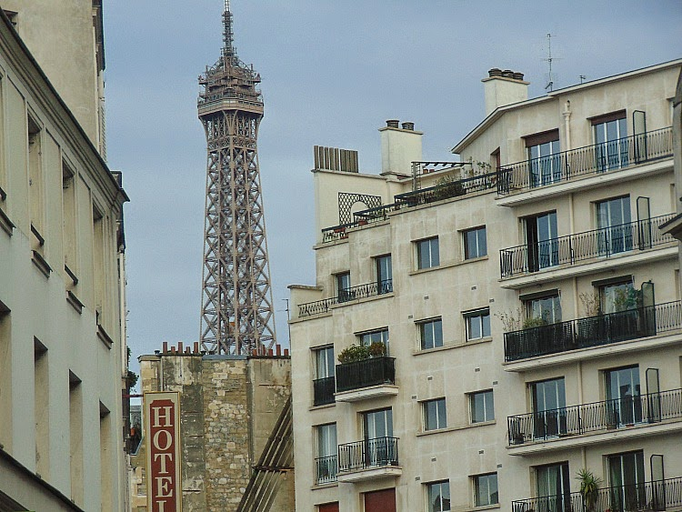co warto zobaczyć w paryżu Wieza Eiffla
