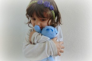 opaska na włosy dla dziecka
