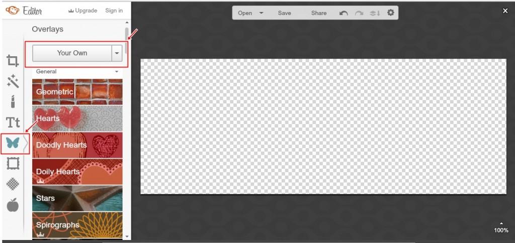 Jak zrobić okrągłe zdjęcie na bloga? OKRAGLE ZDJECIE 14
