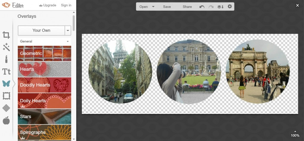 Jak zrobić okrągłe zdjęcie na bloga? OKRAGLE ZDJECIE 17