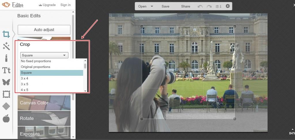 Jak zrobić okrągłe zdjęcie na bloga? OKRAGLE ZDJECIE 2
