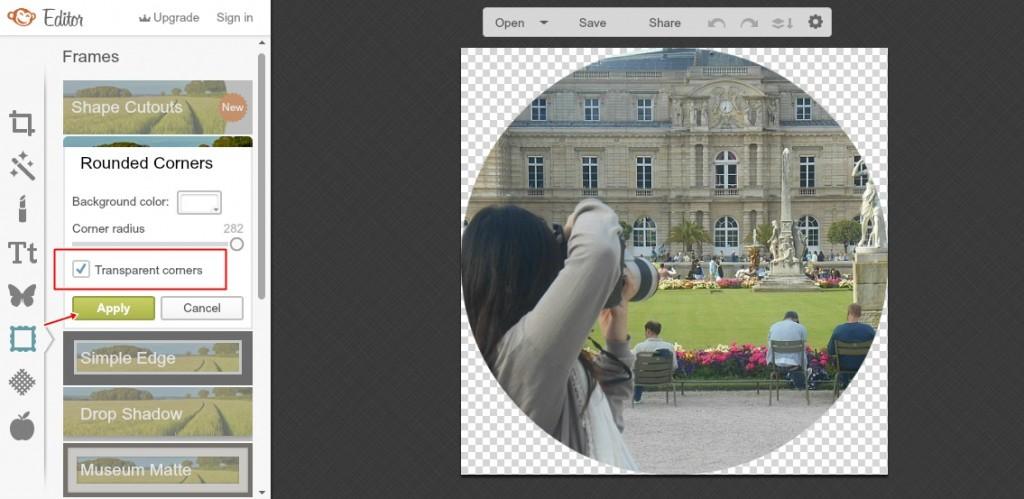 Jak zrobić okrągłe zdjęcie na bloga?, OKRAGLE ZDJECIE 4
