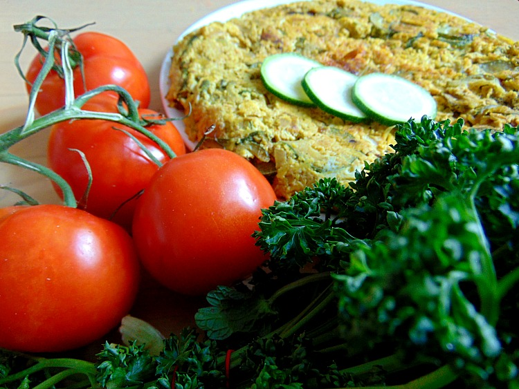 TORTILLA co można zrobić z pomidorów
