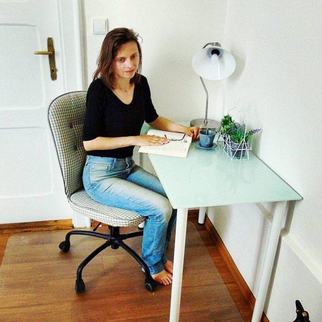 Pracuje nad pierwszym kursem na temat blogowania slowlife simplicit simplifyhellip