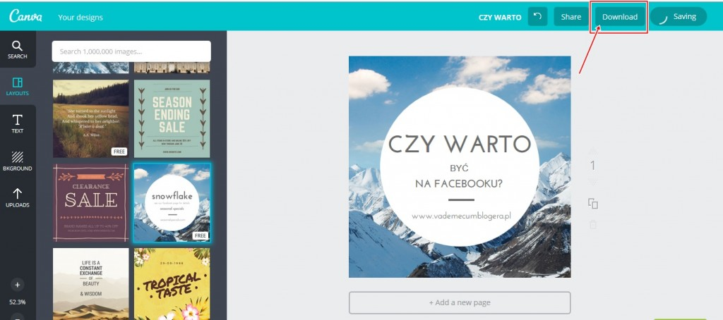 jak przygotować grafikę na stronę www