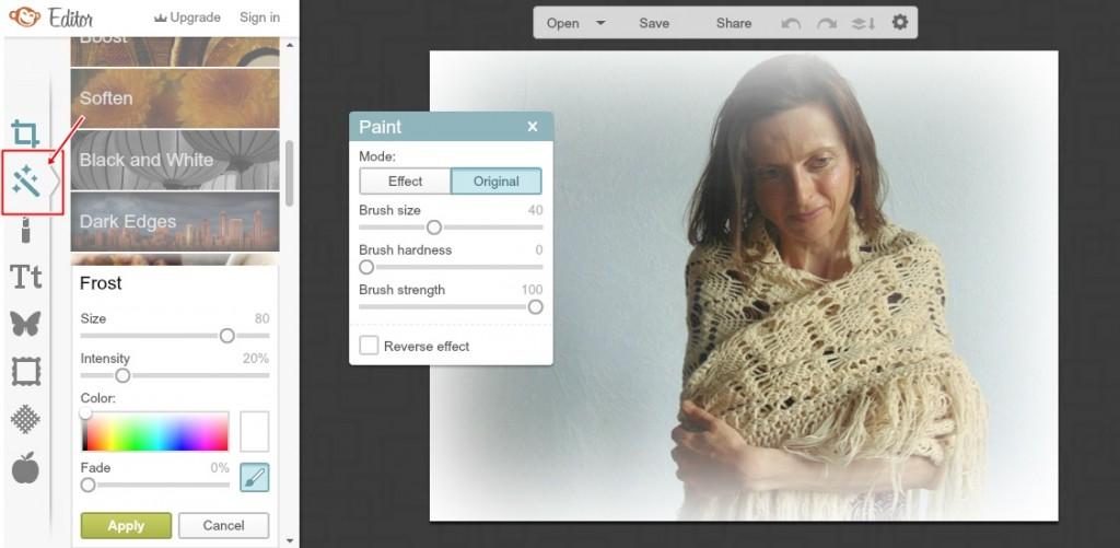 Przerabianie zdjęć w PicMonkey. jak obrobić zdjęcie na bloga w picmonkey