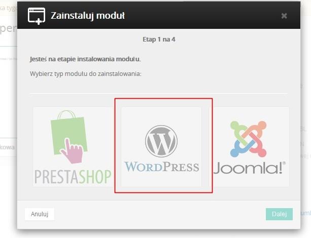 blog wordpress gdzie założyć bloga, przeniesienie bloga z bloggera na wordpress Z BLOGGERA NA WORDPRESS 2