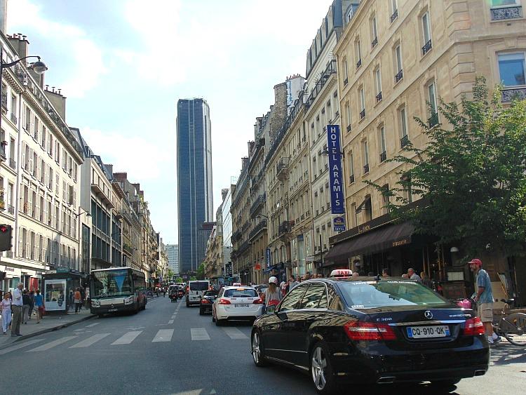 Co warto zobaczyć w Paryżu.  WIEZA MONTPARNASSE