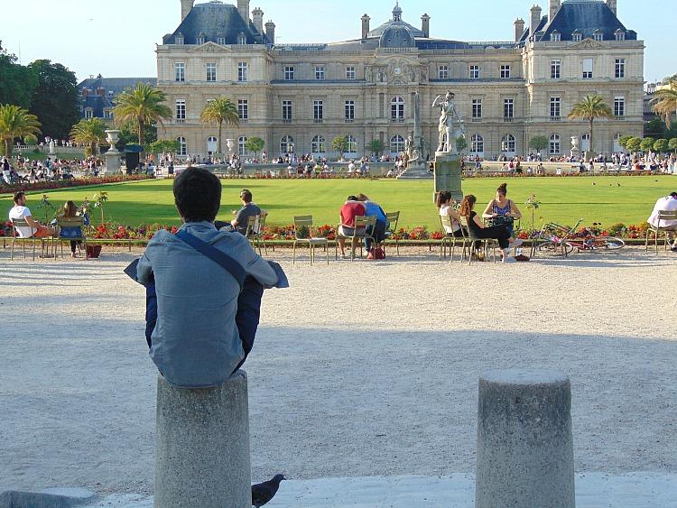 Co warto zobaczyć w Paryżu. ogrody luksemburskie