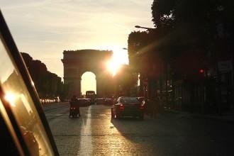Śladami Napoleona po Paryżu.