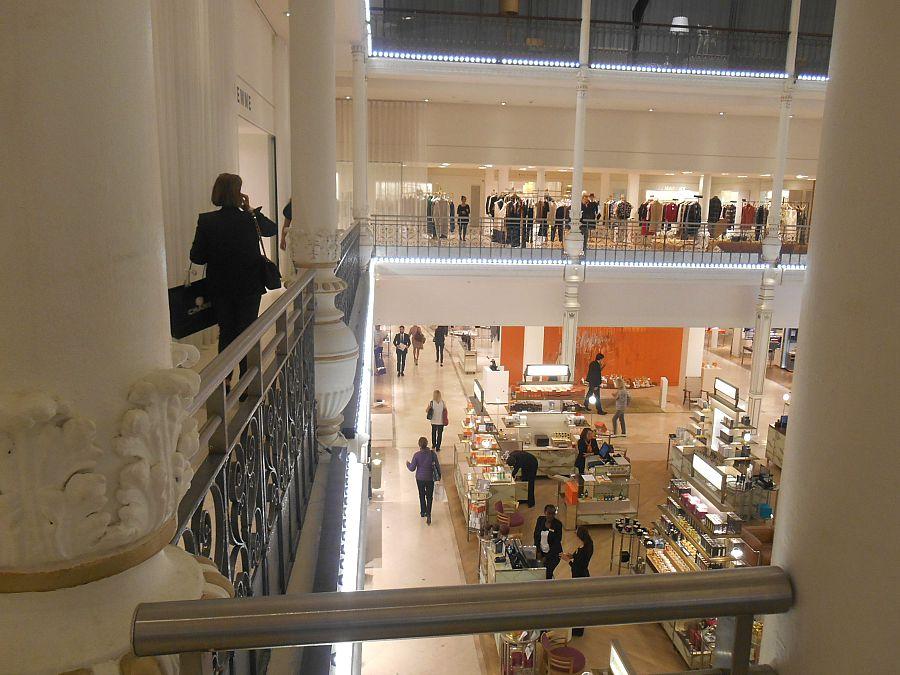 zakupy w paryżu, co warto zobaczyć w Paryżu