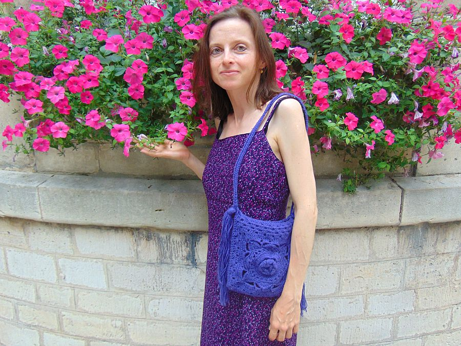 arbuz-na-upały-crochet-szal-chusta