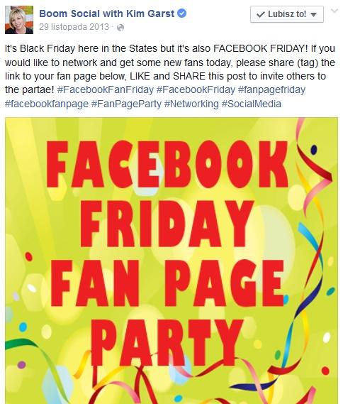jak zdobyć więcej lajków na facebooku