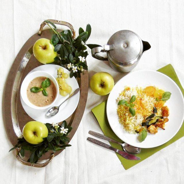 Automne on my plate fotowyzwaniejestrudo platedpics gloobyfood foodies foodie foodstylinghellip