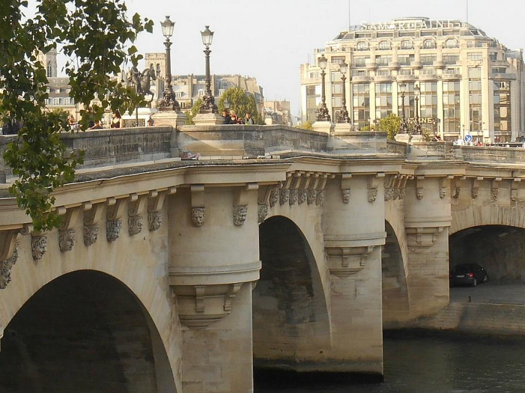 PARIS paryż co warto zobaczyć