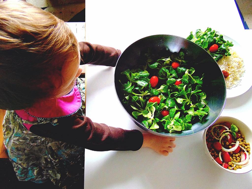 co zrobic aby dziecko polubilo warzywa
