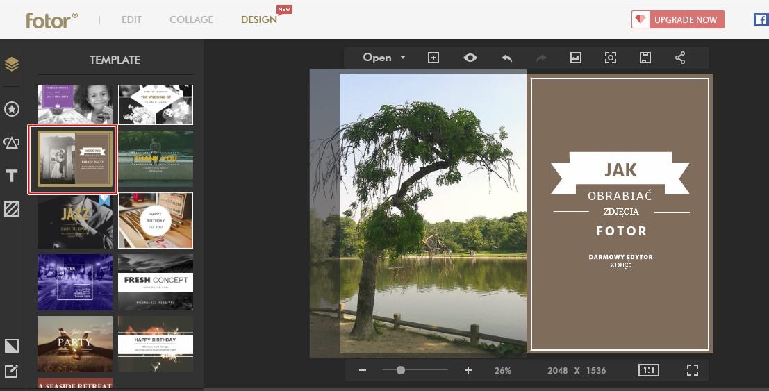 DARMOWE PROGRAMY GRAFICZNE darmowe programy do edycji zdjęć FOTOR
