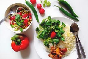 zdrowe przepisy, quinoa