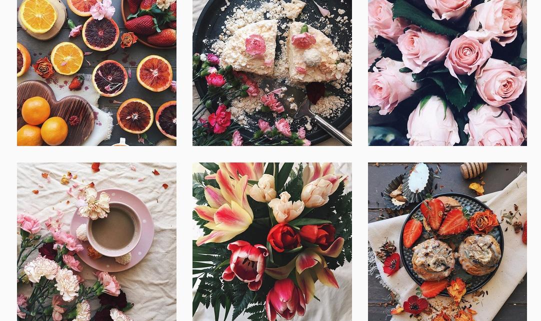 fotografia kulinarna, kogo warto obserwować na Instagramie