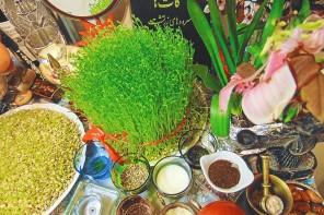 Witam Was serdecznie w Nowym Roku Perskim.
