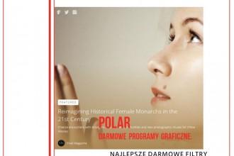 darmowe programy graficzne Polarr