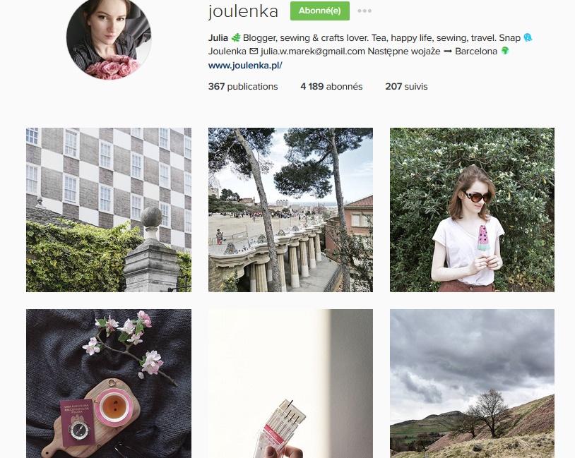 Jak zdobyć popularność na Instagramie jOULENKA