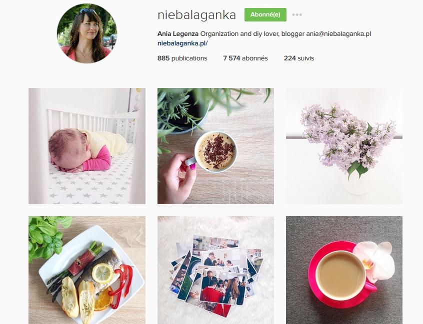 NIEBALAGANKA Jak zdobyć popularność na Instagramie