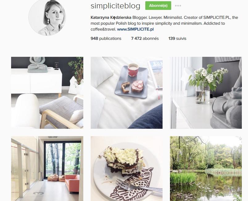 SIMPLICITE X Jak zdobyć popularność na Instagramie