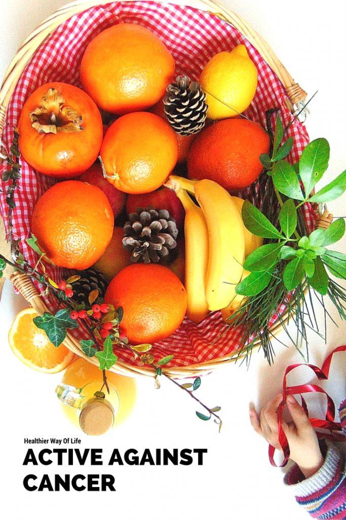 dieta antyrakowa , Healthy Diets for Cancer Prevention Active Against Cancer: jak uciec przed rakiem