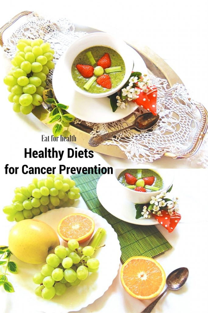 dieta antyrakowa , Healthy Diets for Cancer Prevention rak jak zapobiegać