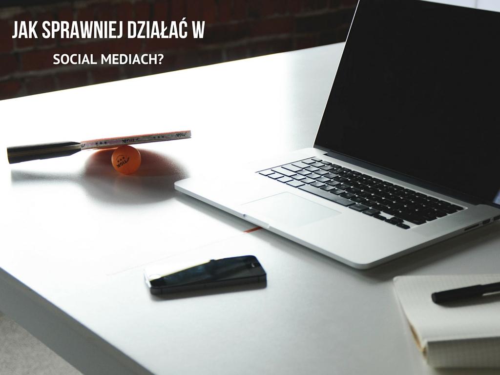 organizacja czasu w social mediach